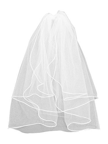 Shop Ginger Wedding Womens 2T Elbow Bridal Veil on sale