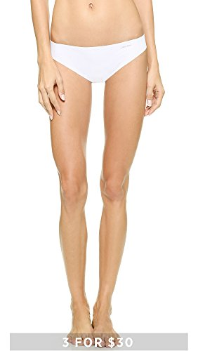 Calvin Klein Underwear Women's Invisibles Thong