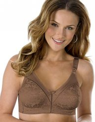 Bali Women's Double-Support Spa Closure Wire-Free Bra